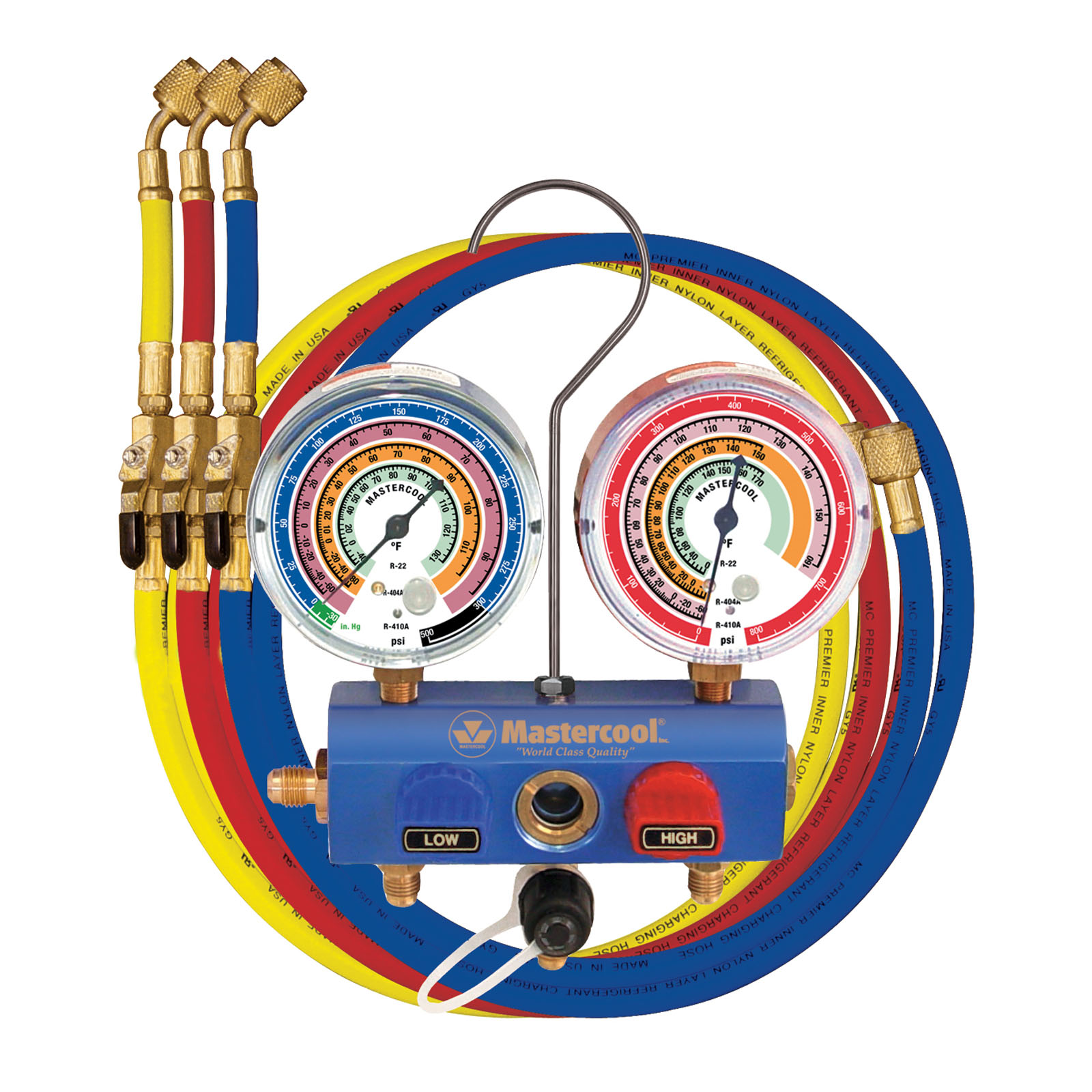 Mastercool Inc Manufacturer Of Air Conditioning Refrigeration Yellow Jacket Vacuum Pump Wiring Diagram Click To Enlarge