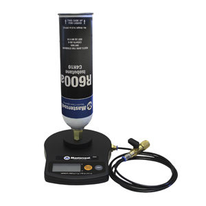 98202-600 High Precision Charging Scale with R600a Refrigerant