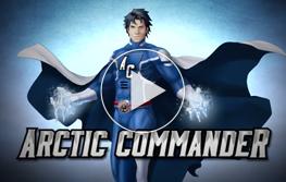 Arctic Commander R/R/R Machine
